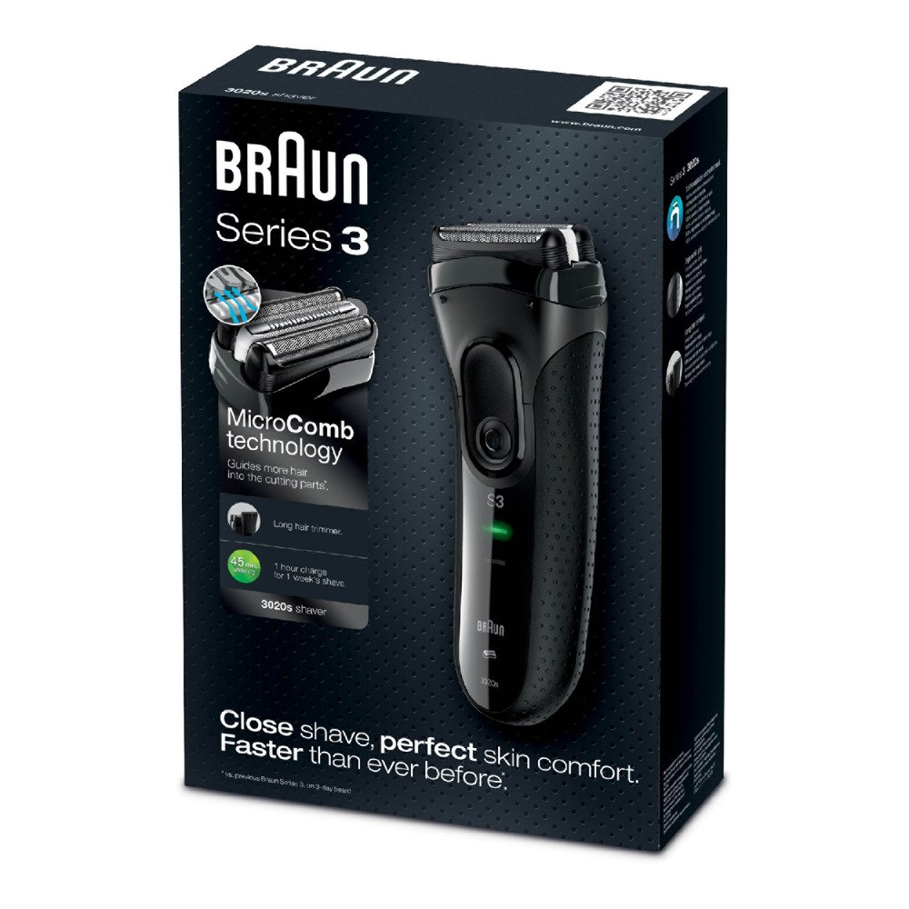 BRAUN SERIES 3 3020S