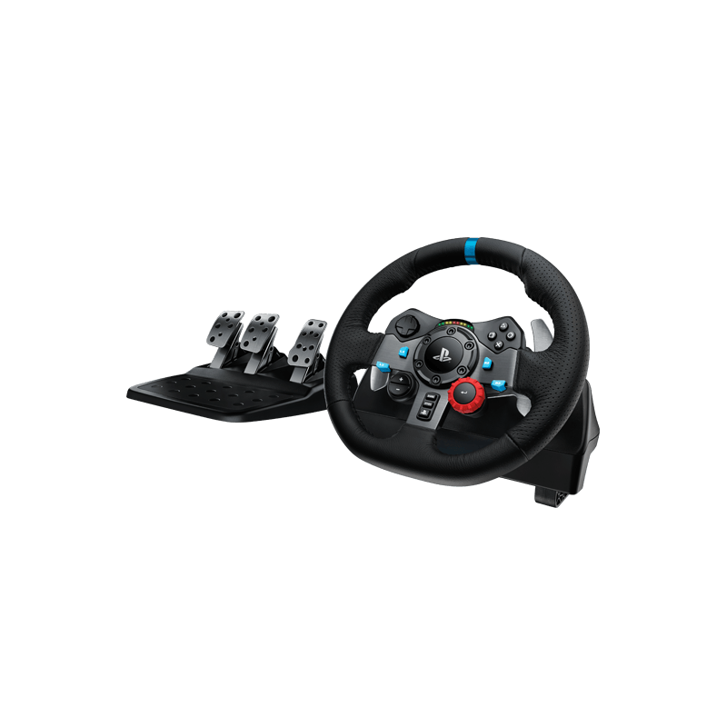 LOGITECH G29 DRIVING FORCE PS4 / PS3 / PC