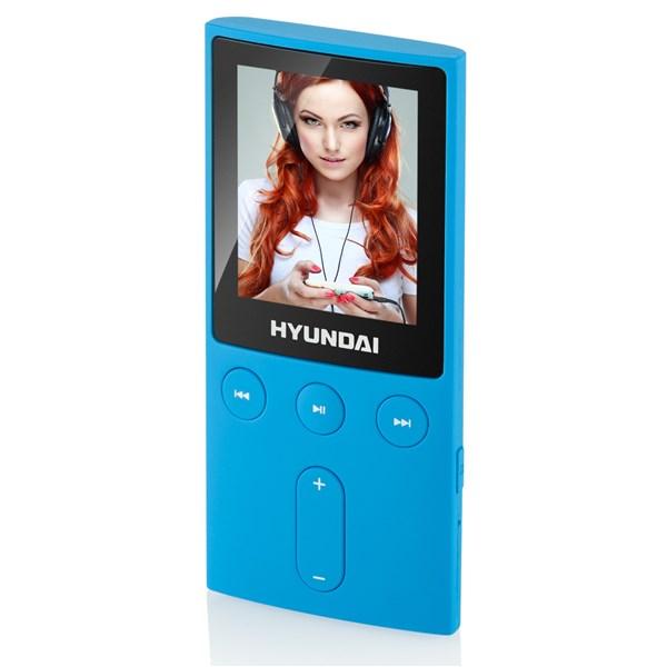 HYUNDAI MPC 501 FM 4GB FMBL MODRA (HYUMPC501GB4FMBL)