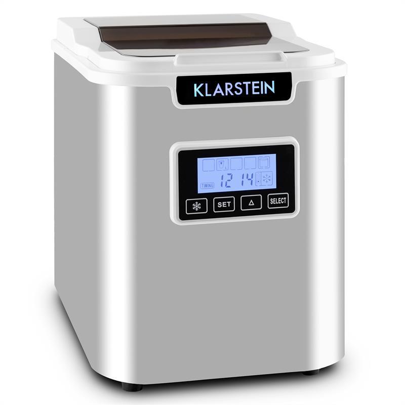 KLARSTEIN ICE6 ICEMEISTER, ZARIADENIE NA PRIPRAVU KOCIEK LADU, 12 KG/24 HOD, 10028098