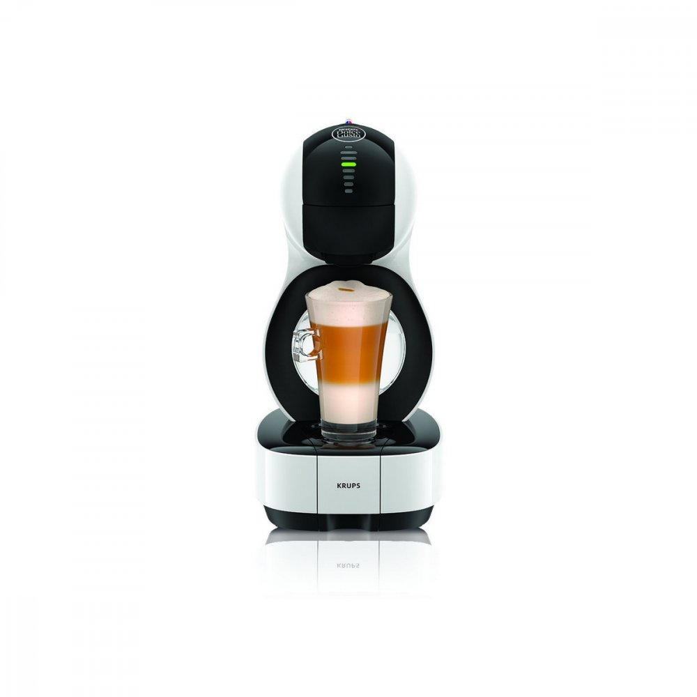 KRUPS NESCAFE DOLCE GUSTO LUMIO KP 130131 BIELY