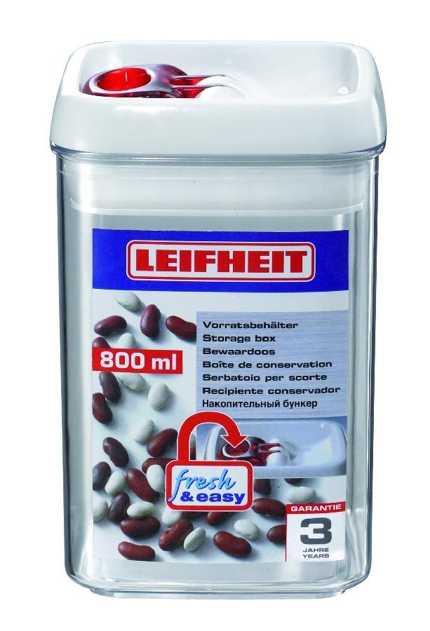 LEIFHEIT DOZA NA POTRAVINY FRESH AND EASY HRANATA 800 ML, 31208
