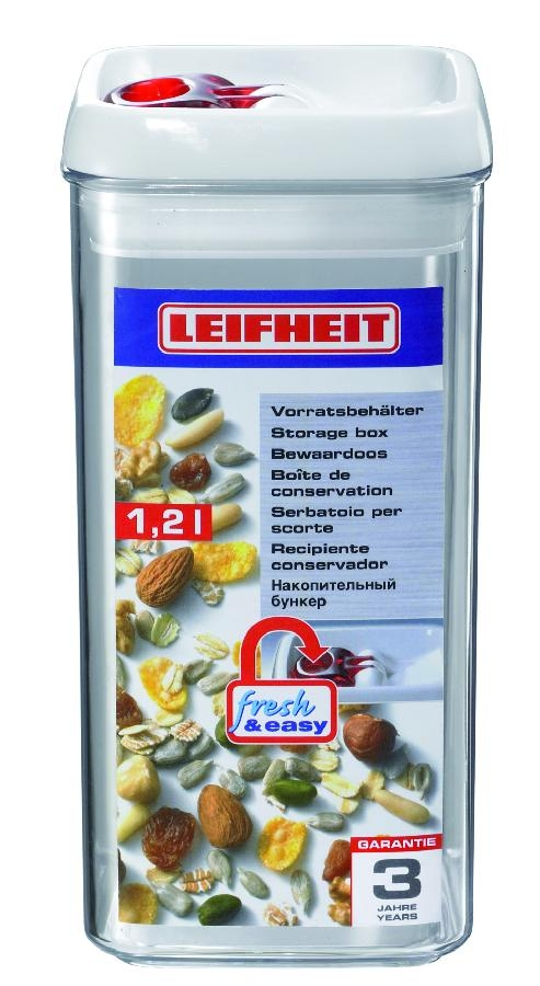 LEIFHEIT DOZA NA POTRAVINY FRESH AND EASY HRANATA 1200 ML 31210