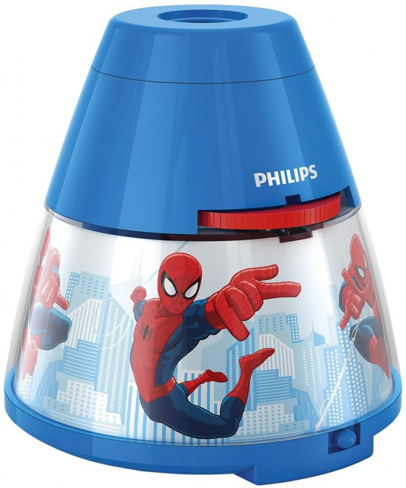 PHILIPS 717694016 SPIDERMAN LED PROJEKTOR