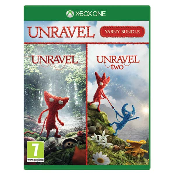 XBOX ONE UNRAVEL YARNY BUNDLE (UNRAVEL 1+2)