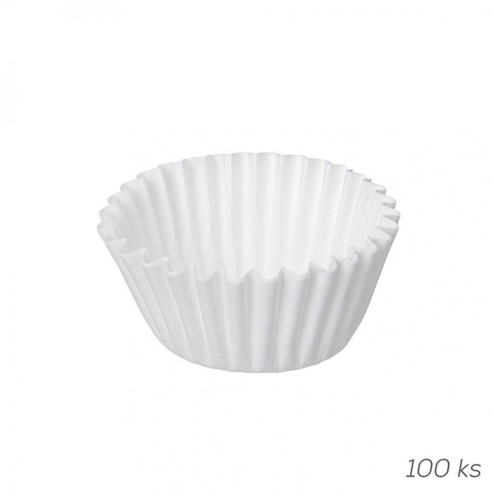 Košík cukrársky papier pr. 3,5 cm/100 ks
