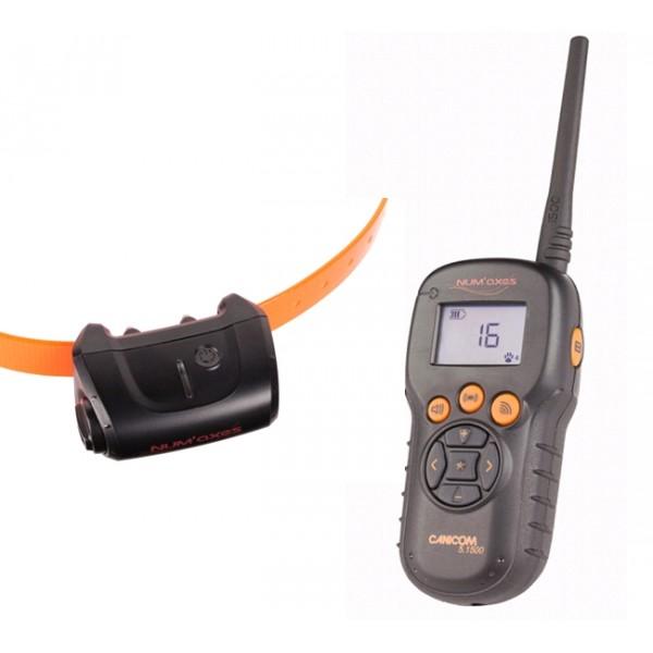 Elektronický obojok NUM'AXES Canicom 5.1500, 1500m