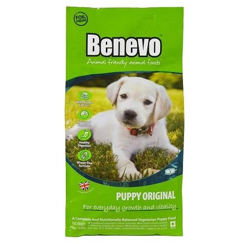 Krmivo pre psov, Benevo Puppy Original, 10kg