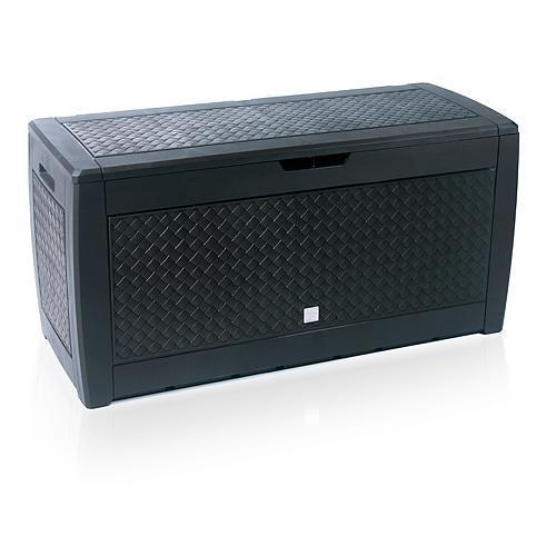 Box úložný MATUBA, 1190x480x600 mm, antracit