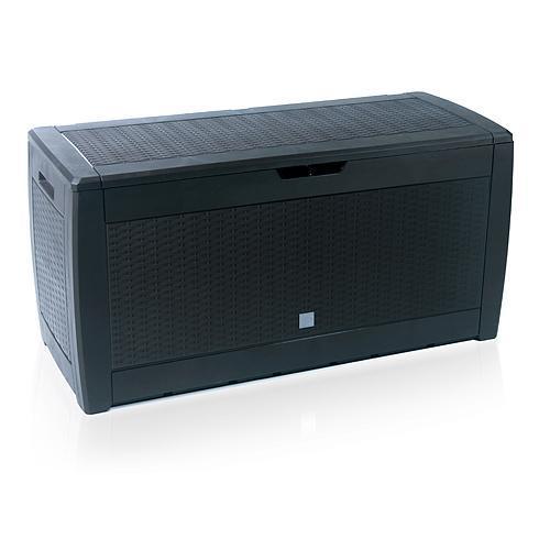 Box úložný RATO, 1190x480x600 mm, antracit