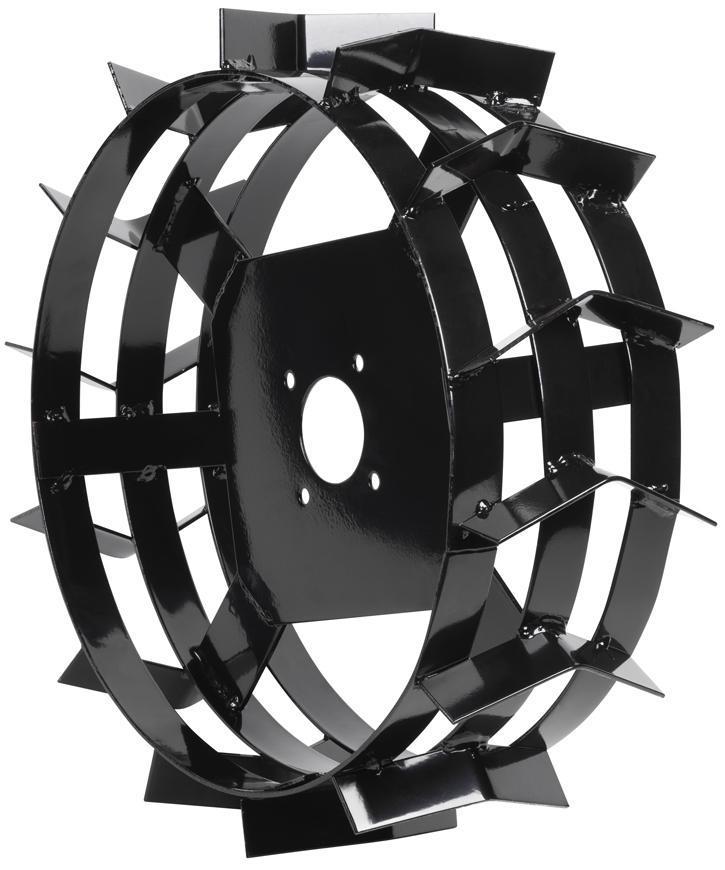Kolesá na rotavátor Worcraft WPLM112 lopatkové kovové (1 pár), 5,0-12, B