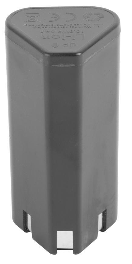 Akumulátor Evika EJ80 10,8 V, 8L