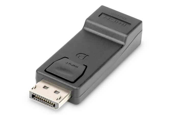 Digitus DisplayPort adapter, Displayport samec -> HDMI A samice
