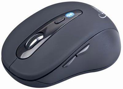 Myš Gembird MUSWB2 Bluetooth, USB, černá