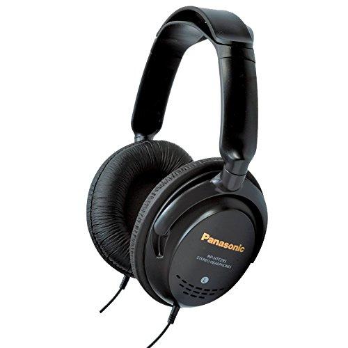 Panasonic RP-HTF295E-K, Black