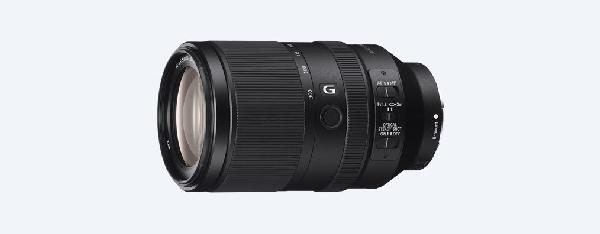 SONY SEL70300G objektiv s bajonetem E, FE 70-300mm F4.5-5.6 G OSS
