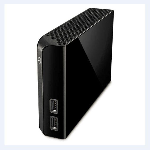 """Seagate Backup Plus Hub, 4TB externí HDD, 3.5"""", USB 3.0, černý"""