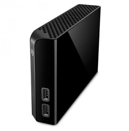 """Seagate Backup Plus Hub, 6TB externí HDD, 3.5"""", USB 3.0, černý"""