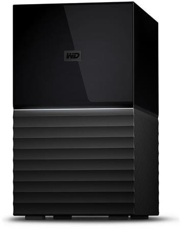 "WD My Book DUO 8TB Ext. 3.5"" USB3.0 (dual drive) RAID"