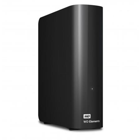"WD Elements Desktop 8TB Ext. 3.5"" USB3.0, Black"