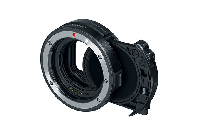 Canon DIF MT ADAPTER EFEOS R WITH VND FILTER