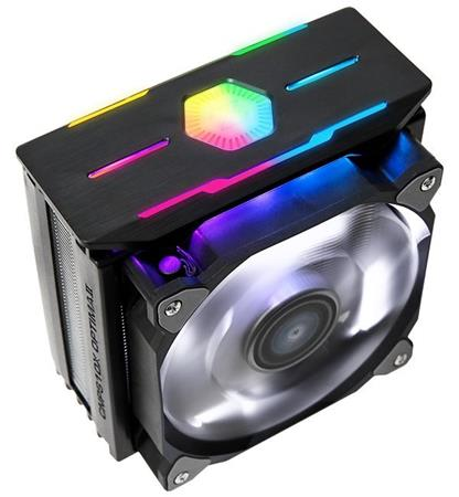 Zalman CNPS10X OPTIMA II černý, Chladič, pro CPU, pro Intel i AMD, socket 2066, 2011-3, 2011, 1150, 1151, 1155, 1156,atd