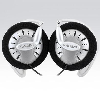 KOSS sluchátka KSC75, přenosná sluchátka, bez kódu
