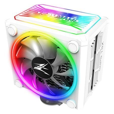 ZALMAN CNPS16X bílý, Chladič, pro CPU, pro Intel i AMD, socket 1150, 1151, 1155, 1156, 2011, 2066, AM4, AM3(+), 2x 120mm
