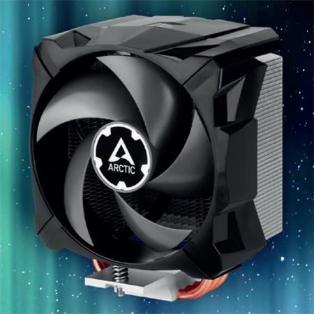 ARCTIC Freezer i13 X CO kompaktní CPU chladič pro nepřetržitý provoz (Socket Intel LGA1200, LGA115x)
