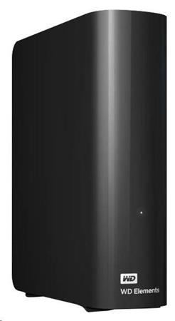 "WD Elements Desktop 12TB Ext. 3.5"" USB3.0, Black"