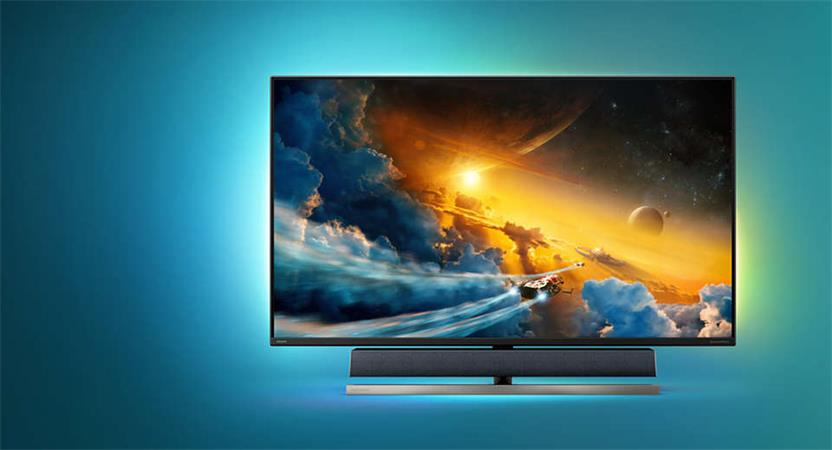 "Philips LCD 558M1RY 55"" VA 4K/16:9/3840x2160@120Hz/HDR:1200cd/Mega DCR/4000:1/DP/3xHDMI 2.0/VESA/Repro B&W/Ambiglow"