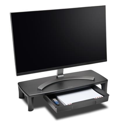 Kensington Podstavec pod monitor SmartFit® Monitor Stand se zásuvkou