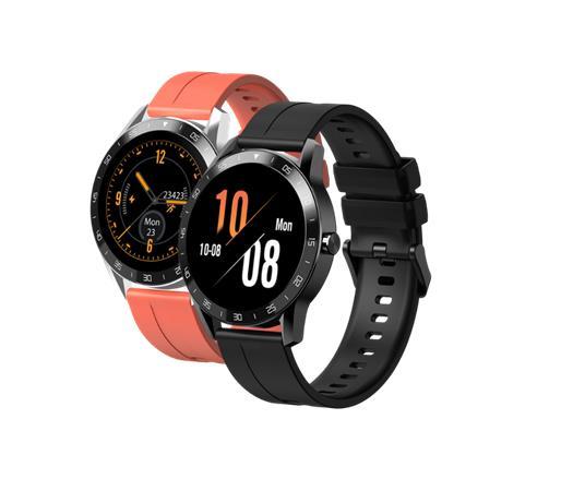 "iGET Blackview GX1 Sport - Chytré hodinky, 1.3"" TFT, 240x240, plně dotykový, BT 4.2, 260 mAh, 64 kB RAM, 512 kB ROM"