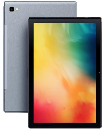 "iGET BLACKVIEW TAB G8 Grey - 10,1"" FHD+ IPS/1920x1200/4G/LTE/Octa-core/4GB+64GB/GPS/BT 5.0/Android 10/šedá/kov"