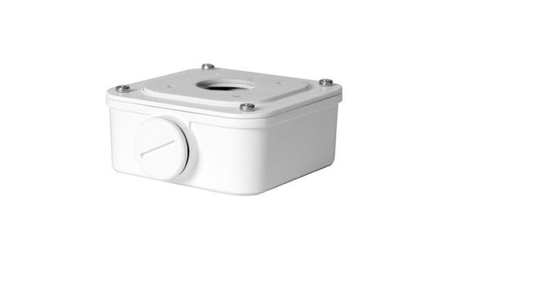 UNV kovový montážní box - TR-JB05-A-IN pro bullet kamery IPC21xx