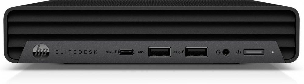 HP EliteDesk 805G6 DM 35W / Ryzen 5 Pro 4650GE / 8 GB / 256 GB SSD / RX Vega 7 / WiFi 6 + BT / Win 10 PRO