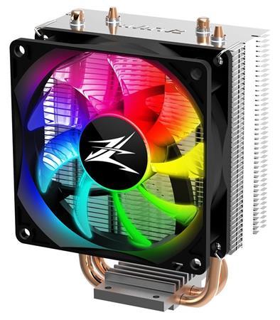Zalman CNPS4X RGB, Chladič, pro CPU, pro Intel i AMD, socket 775, 1150, 1151, 1155, 1156, 1200, AM4, AM3(+), FM2(+), 92mm RGB vent