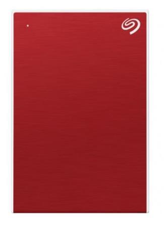 """Seagate One Touch, 1TB externí HDD, 2.5"""", USB 3.0, červený"""
