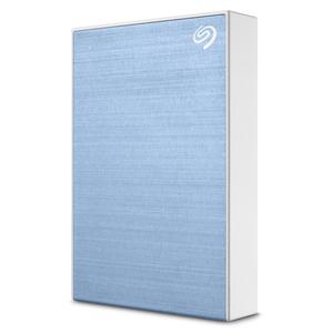 """Seagate One Touch, 2TB externí HDD, 2.5"""", USB 3.0, světle modrý"""
