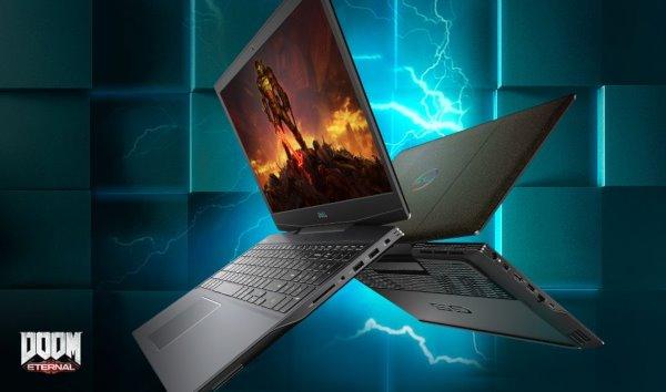 "DELL G5 15(5500)/i7-10750H/16GB/1TB SSD/15,6""/FHD 300Hz/FPR/8GB RTX2070MQ/W10H/černý"