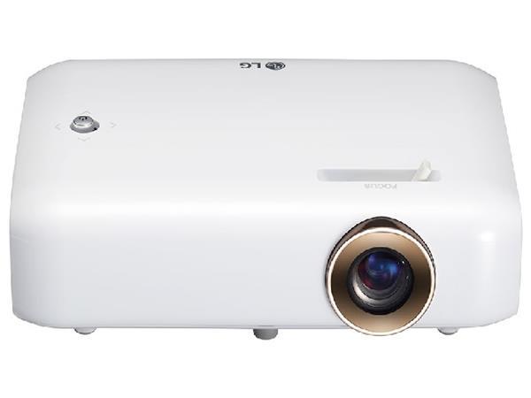 LG PH510PG.AEU - LCD/1280x720 HD/550 ANSI/100 000:1/HDMI/2x1W repro