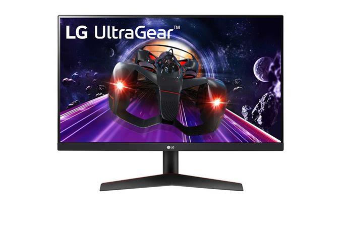 """LG 24GN600-B.AEU 24"""" IPS FHD 1920x1080/16:9/300cdm/1ms/HDMI/DP/FreeSync/144Hz"""