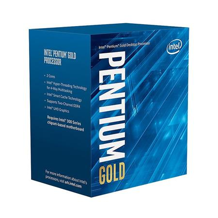 INTEL Pentium G6605 4.3GHz/2C,4T/4MB/LGA1200/Graphics/Comet Lake Refresh
