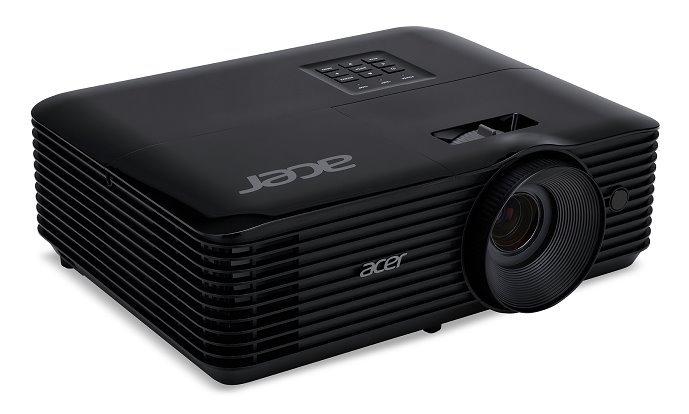 Acer X1228H DLP 3D/1024x768 XGA/4500 ANSI /20 000:1/HDMI/ 2.7Kg