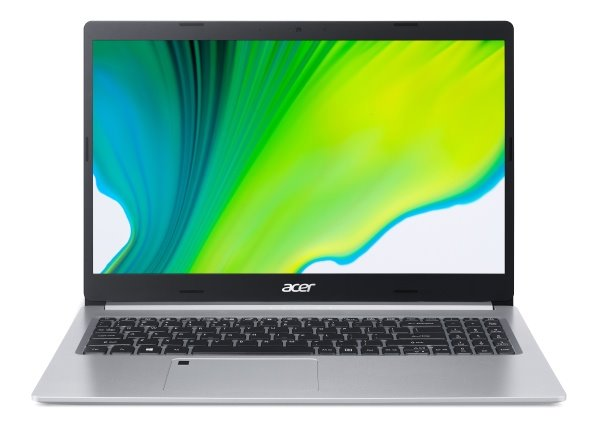 "Acer Aspire 5 (A515-45-R7XZ) Ryzen 5 5500U/8GB/512GB SSD/15,6"" FHD IPS/AMD Radeon/W10 Home/Stříbrný"