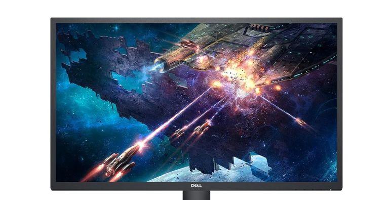 """Dell SE2722H LCD 27""""/4ms/1000:1/1920x1080/AMD FreeSync/HDMI/VGA/VA panel/cerny"""