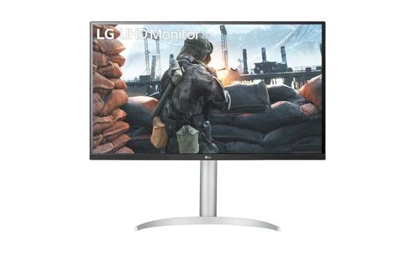 """LG 32UP550-W.AEU 32"""" VA 4K 3840x2160/16:9/350cdm/5ms/DP/2xHDMI/DP/USB-C/PIVOT/HDR/repro"""