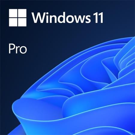 OEM Windows 11 Pro 64Bit CZ 1pk DVD
