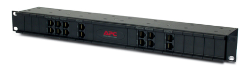 Rack Mount 1U ProtectNet Chassis  24 channels wide