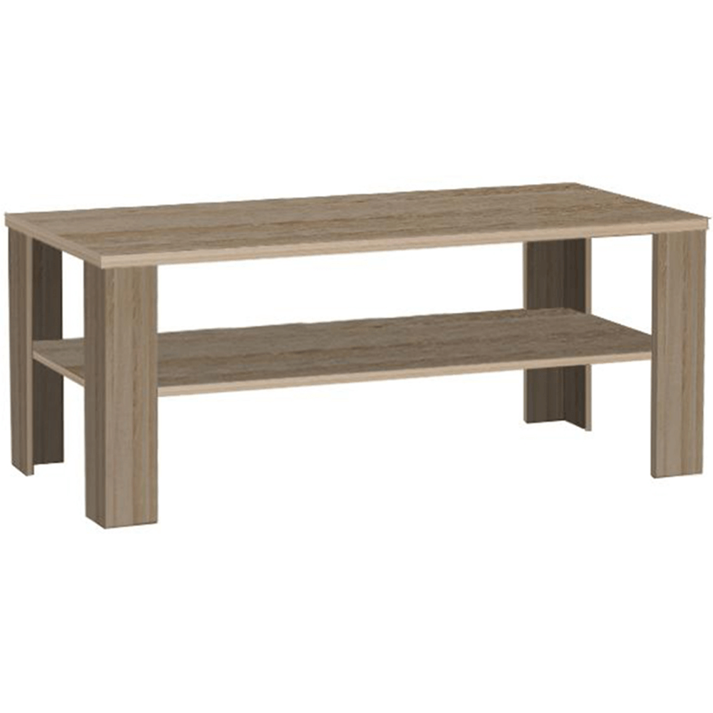 TEMPO KONDELA Konferenčný stolík, truflový dub sonoma, INTERSYS 22